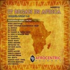 Afro Brotherz - Zweno Ngwanago ft. Lukza, TRM & Tumi